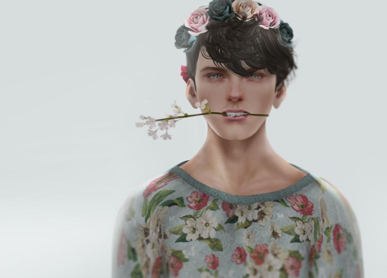 1_ThePierrot_FlowerPower_ThePierrot_July2014