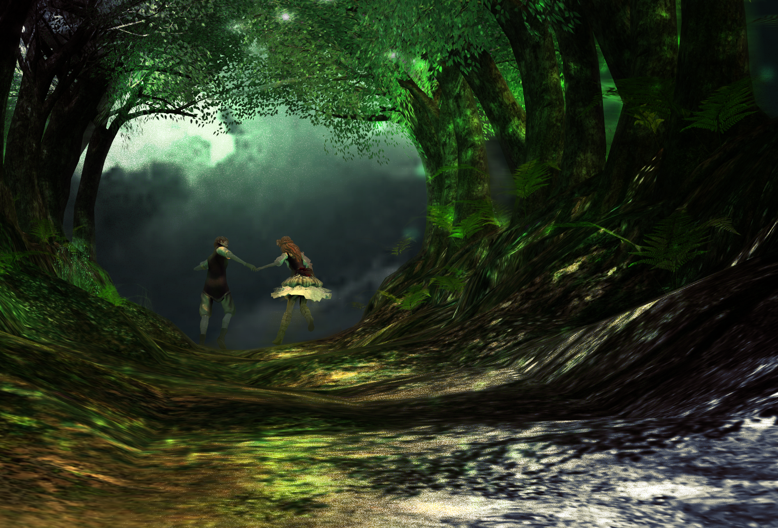 THEMA | The Darker Tales – Hansel and Gretel | The Pierrot